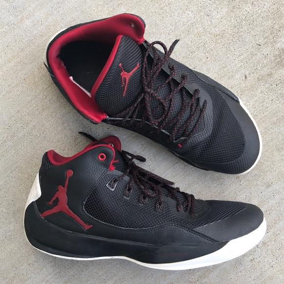 new style 289ad 43d4e Nike Air Jordan Rising High 2 Men's Sneakers